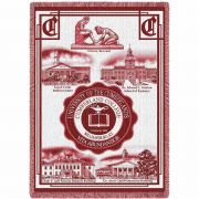 University Of Cumberlands II Stadium Blanket 48x69 inch
