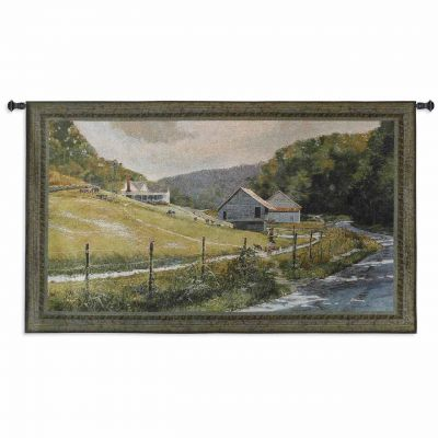 Summer Memories Small Wall Tapestry 44x26 inch - 666576068174 - 2849-WH
