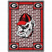 University of Georgia Bulldogs Stadium Blanket 48x69 inch