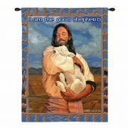 The Lamb Wall Tapestry 34x26 inch