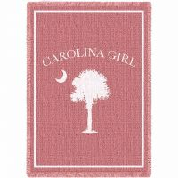 Carolina Girl Blanket 48x69 inch
