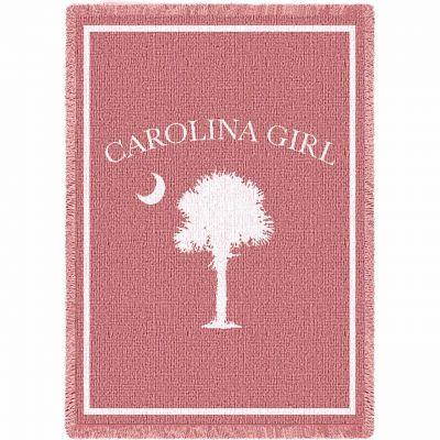 Carolina Girl Blanket 48x69 inch - 666576123699 - 2945-A