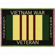 Vietnam Veterans Memorial Blanket 48x69 inch