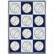 Volleyballs Blanket 48x69 inch