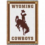 University of Wyoming Cowboys Stadium Blanket 48x69 inch