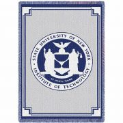 State University of New York Institute of Technology Stadium Blanket