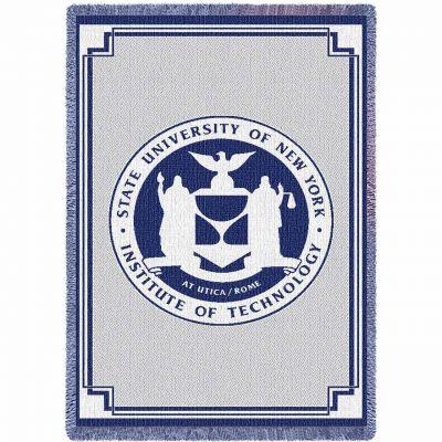 State University of New York Institute of Technology Stadium Blanket -  - 4691-A