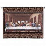 The Last Supper Wall Tapestry 34x26 inch