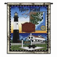 Tybee Wall Tapestry 4x54 inch