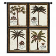 Royal Palm Wall Tapestry 26x34 inch