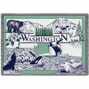 Washington Blanket 48x69 inch
