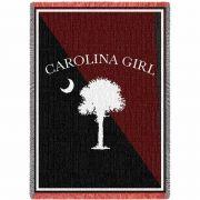 Carolina Girls Garnet Small Blanket 35x48 inch