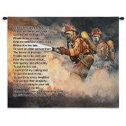 United We Stand Wall Tapestry 34x26 inch