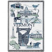 Vermont Blanket 48x69 inch