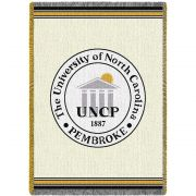 University Of North Carolina Pembroke Stadium Blanket 48x69 inch