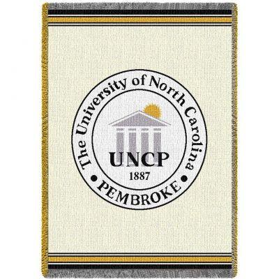 University Of North Carolina Pembroke Stadium Blanket 48x69 inch -  - 5022-A