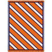 Spirit Purple and Orange Blanket 69x48 inch