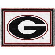 University of Georgia Logo Stadium Blanket 48x69 inch