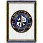 Stockton University -Shield Blanket 48x69 inch