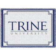 Trine University Stadium Blanket 48x69 inch