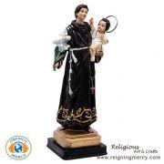 "Saint Anthony of Padua Statue 8.5"""