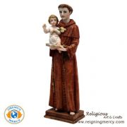 "Saint Anthony of Padua 7.75"""