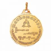 1 1/4in. Mathematics Award Medallion with Ribbon - (Pack of 2)