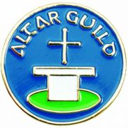 Altar Guild Enameled Lapel Pin 1/4in. Post & Clutch Back - 2Pk
