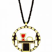 Eucharistic Minister Altar Server Pendant w/Cord - (Pack of 2)