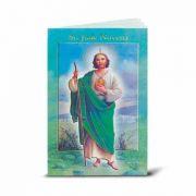 Saint Jude Illustrated Novena Book of Prayer & Devotion (10 Pack)