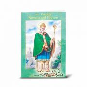 Saint Patrick Illustrated Novena Book of Prayer / Devotion (10 Pack)