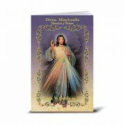 Spanish Divine Mercy Illustrated Novena Book of Prayer (10 Pack)