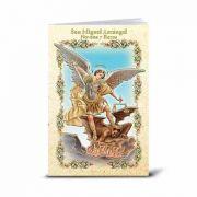 Spanish Saint Michael Illustrated Novena Book of Prayer (10 Pack)
