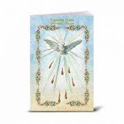 Spanish Holy Spirit Illustrated Novena Book of Prayer (10 Pack)