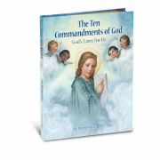 The Ten Commandments Gloria Series Children's Story Books (6 Pack)