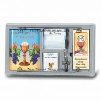 Chalice First Communion Gift Set (2 Pack)