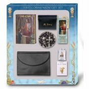 Child Of God Boy's First Communion 7 Piece Deluxe Gift Set