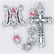 Divine Mercy Premium Handcrafted Rosary 22 inch