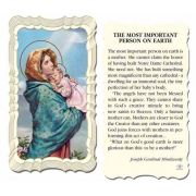 Most Important Person Holy Card - (Pack of 50)