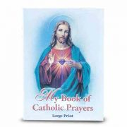 My Book Of Catholic Prayers Large Print 5x7 inch (10 Pack)