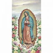 Our Lady Of Guadalupe - 2 x 4 inch Holy Cards - (Pack of 100)