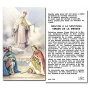 Our Lady Of Mercy Holy Card (100 pack)
