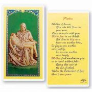 Pieta - Mother Of Sorrow 2 x 4 inch Holy Card (50 Pack)