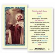 Saint John Of The Cross Holy Card - (Pack Of 50)
