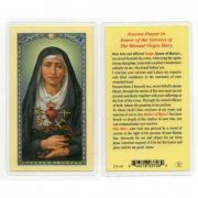 Seven Sorrows 2 x 4 inch Holy Card (50 Pack)