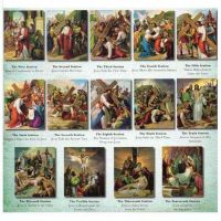 Stations Of The Cross Poster (2 Pack)