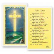 Take Time Holy Card - (Pack Of 31)