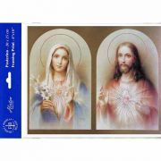 The Sacred Hearts 8 x 10 inch Print (6 Pack)
