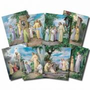 The Ten Commandments Poster 8 x 10 inch Prints (2 Pack)
