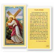 Your Cross Holy Card - (Pack Of 31)